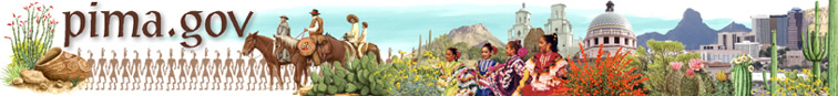 Header art for pima.gov